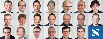 Referenten neue Zürcher Steuerkonferenz